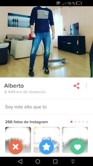 Alberto Tinder